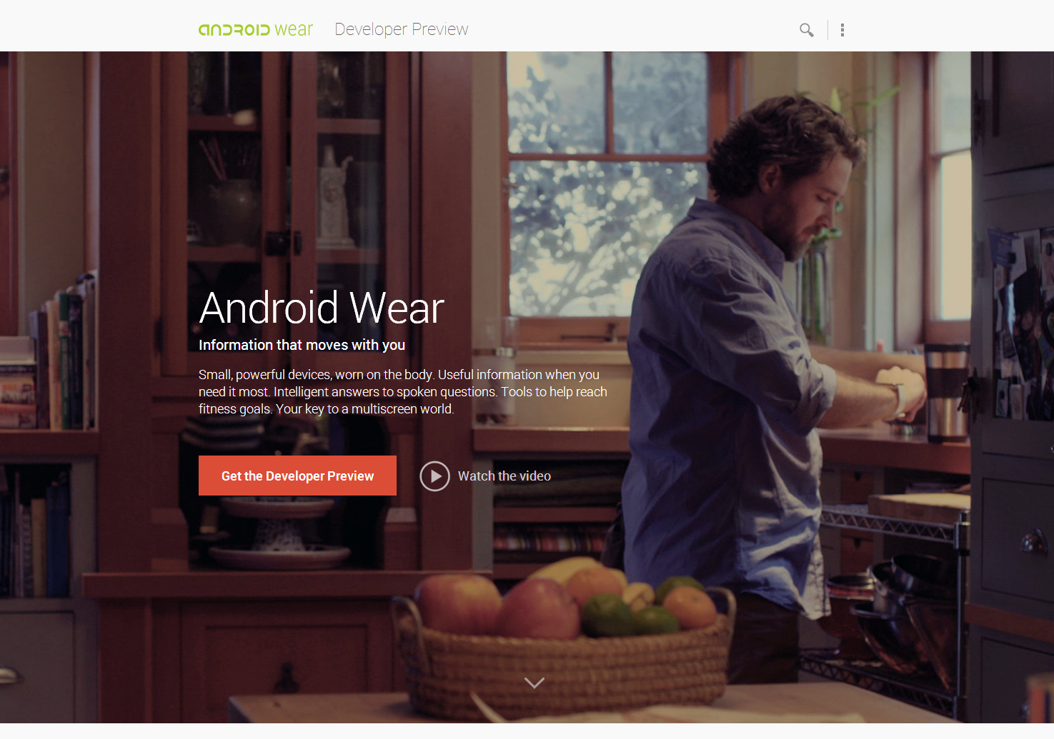 Android Wear   Android Developers