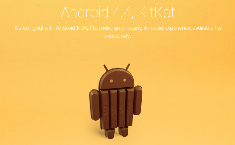 Android KitKat_