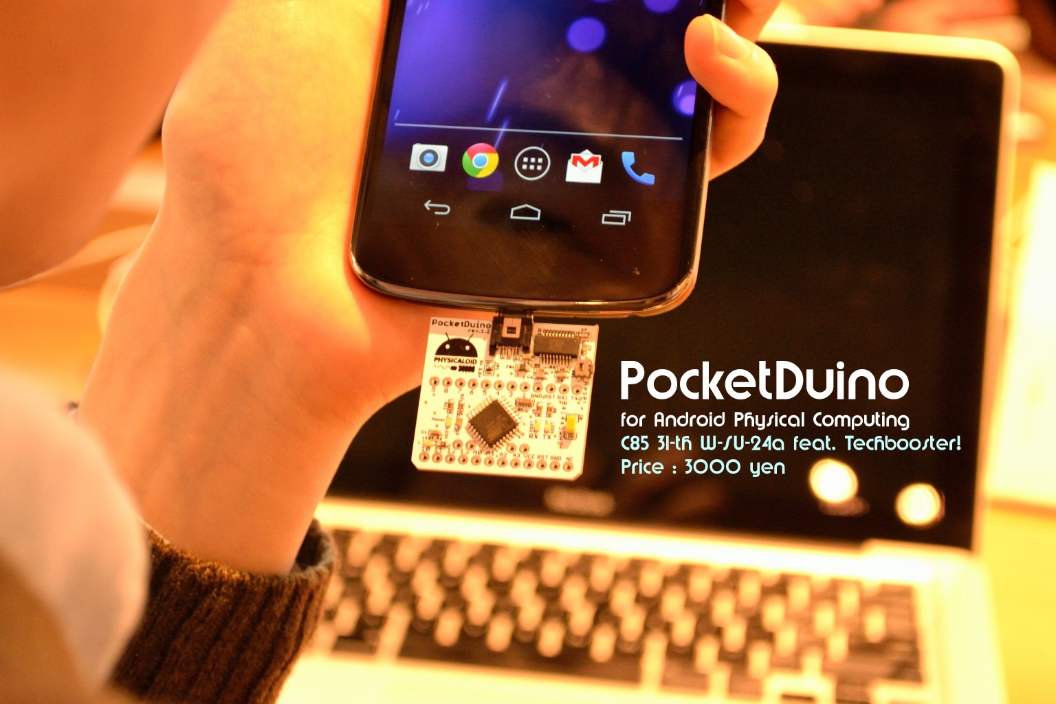 PocketDuinoC85